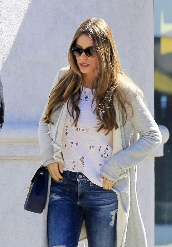 Sofia Vergara - Out in Los Angeles 2/13/ 2017