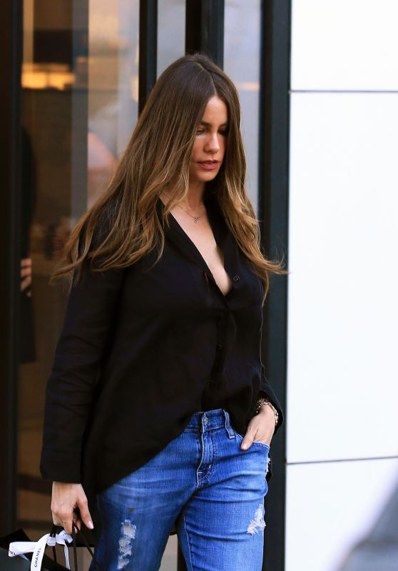 Sofia Vergara - Out in Los Angeles 2/14/ 2017