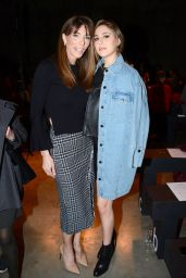 Sophia Stallone – Topshop Unique Show at London Fashion Week 02/19/ 2017