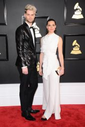 Sophie Hawley-Weld – GRAMMY Awards in Los Angeles 2/12/ 2017