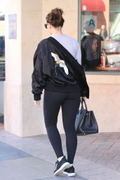 Sophie Simmons - Out Shopping in Beverly Hills 2/14/ 2017