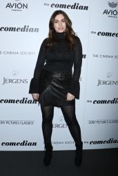 Sophie Simmons - The Comedian Film Screening in NYC 1/31/ 2017