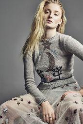 Sophie Turner - ELLE magazine (US) February 2017 Photos