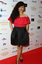 Stacy Francis – 17th Annual WhatsOnStage Awards in London 2/19/ 2017