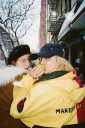 Stefanie Scott Photoshoot - Make Out America, February 2017
