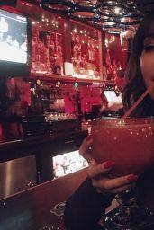 Stella Hudgens - Social Media Pics, January 2017