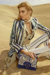Stella Maxwell - Roberto Cavalli Spring/Summer 2017