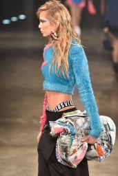 Stella Maxwell - Versus Versace Show at London Fashion Week 2/18/ 2017