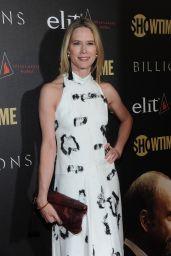 Stephanie March at 'Billions' Season 2 Premiere in NYC 2/13/ 2017
