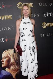 Stephanie March at 'Billions' Season 2 Premiere in NYC 2/13/ 2017