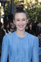Taissa Farmiga – Rebecca Minkoff Fashion Show in Los Angeles 2/4/ 2017
