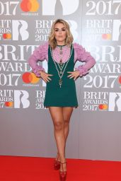 Tallia Storm – The Brit Awards at O2 Arena in London 2/22/ 2017