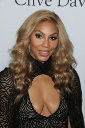 Tamar Braxton - Clive Davis Pre-Grammy Party in Beverly Hills 2/11/ 2017