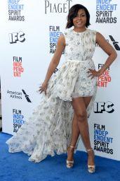 Taraji P. Henson – Independent Spirit Awards in Santa Monica 2/25/ 2017
