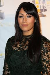 Tehmina Sunny - Annie Awards in Los Angeles 2/5/ 2017