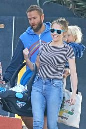 Teresa Palmer - Out in Hollywood 2/25/ 2017