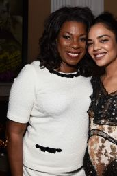 Tessa Thompson - Alfre Woodard hosts 8th Annual Oscars Sistahs Soiree in LA 2/22/ 2017