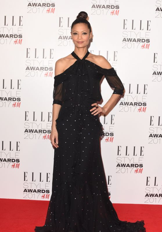 Thandie Newton – Elle Style Awards in London 2/13/ 2017