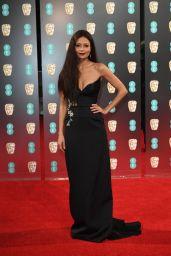 Thandie Newton on Red Carpet at BAFTA Awards in London, UK 2/12/ 2017