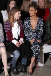 Thandie Newton - Sighting At London Fashion Week 2/20/ 2017