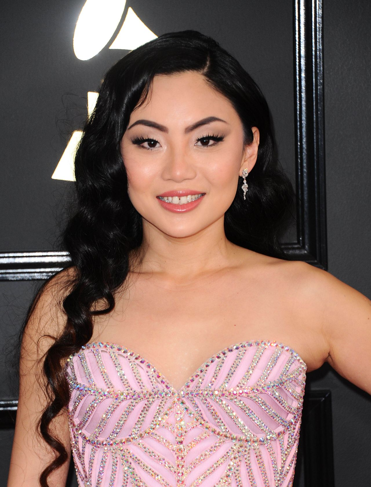 Tina Guo Grammy Awards In Los Angeles 2 12 2017