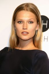 Toni Garrn at Elton John AIDS Foundation's Academy Awards 2017 Viewing Party in West Hollywood