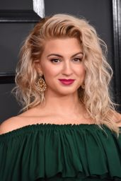 Tori Kelly on Red Carpet – GRAMMY Awards in Los Angeles 2/12/ 2017