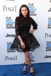 Trace Lysette - Film Independent Spirit Awards in Santa Monica 2/25/ 2017