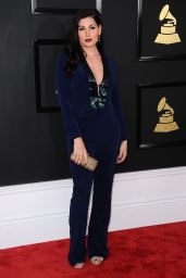 Trace Lysette – GRAMMY Awards in Los Angeles 2/12/ 2017