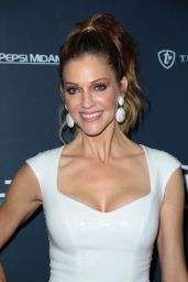 Tricia Helfer at 25th Annual Movieguide Awards in Universal City 2/10/ 2017