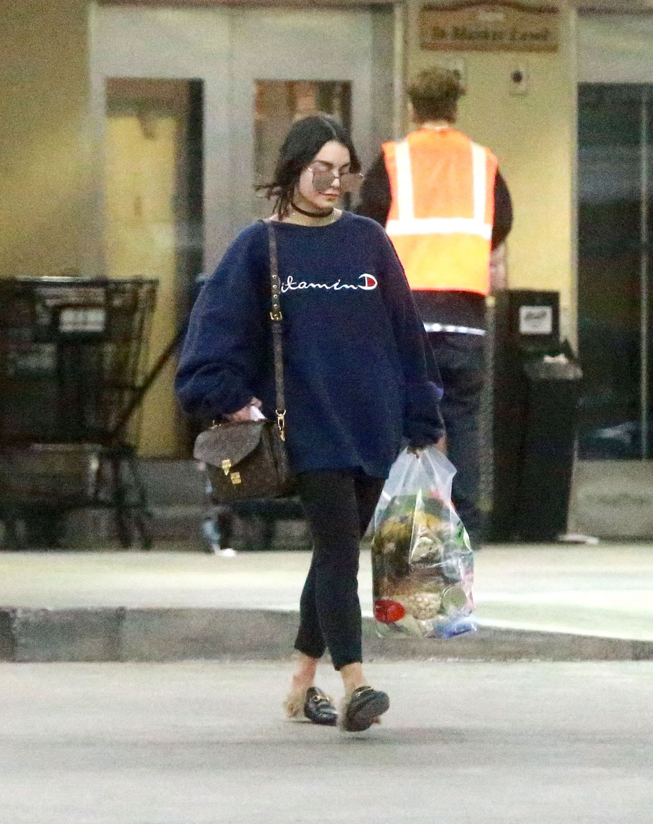 Vanessa Hudgens - Doing Some Grocery Shopping at Ralph's ...