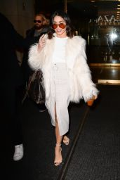 Vanessa Hudgens is Stylish - Promoting
