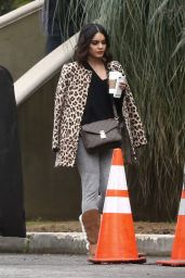 Vanessa Hudgens - Running Errands in Studio City, CA 2/6/ 2017