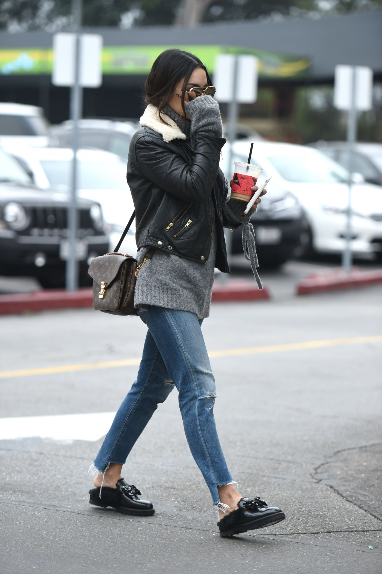 Vanessa Hudgens - Shopping Trip to Sephora, Los Angeles 2 ...