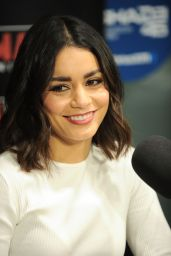 Vanessa Hudgens - Visits SirisXM Radio in NYC 1/30/ 2017