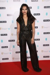 Vanessa White – InStyle EE Rising Star Awards Party in London 2/1/ 2017