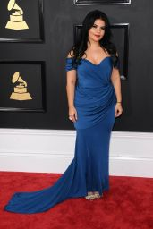 Vassy – GRAMMY Awards in Los Angeles 2/12/ 2017