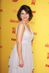 Vera Cherny – 'The Americans' Season 5 Premiere in NYC 2/25/ 2017