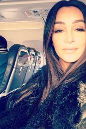 Verona Pooth Photos - Social Media, February 2017