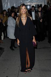 Veronica Webb at amfAR New York Gala Red Carpet, 2/8/ 2017