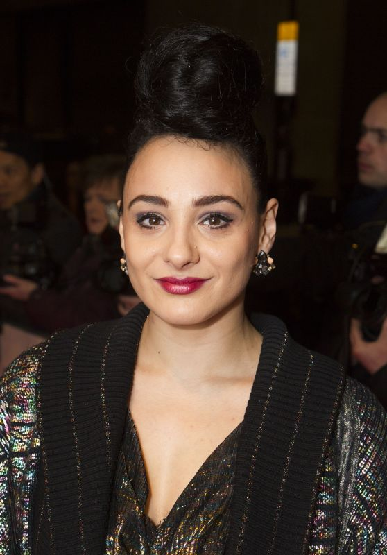 Victoria Hamilton-Barritt – 17th Annual WhatsOnStage Awards in London 2/19/ 2017