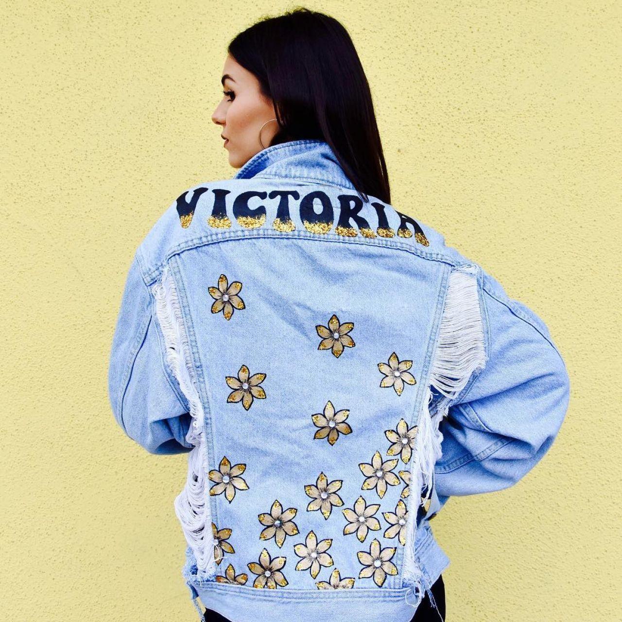 Victoria Justice Photos - Social Media 2/25/ 2017