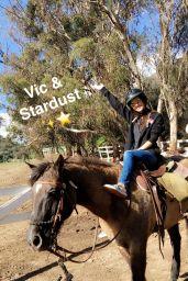 Victoria Justice Pics - Celebrity Social Media 2/23/ 2017