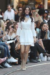 Victoria Justice - Rebecca Minkoff fashion Show in Los Angeles 2/4/ 2017