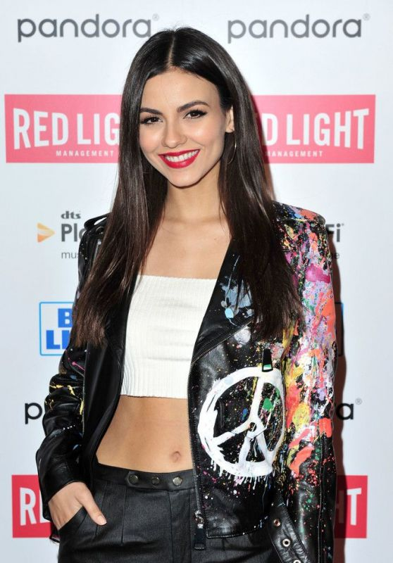 Victoria Justice - Red Light Management GRAMMY After Party in West Hollywood 2/12/ 2017