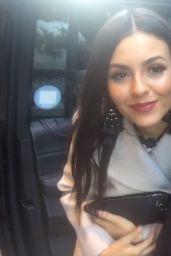 Victoria Justice - Social Media Pics 2/13/ 2017