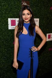 Victoria Justice – Women's Cancer Research Fund Hosts 'An Unforgettable Evening' in LA 2/16/ 2017