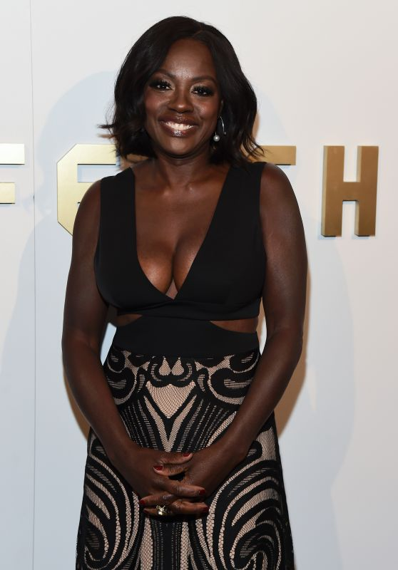 Viola Davis – Alfre Woodard hosts 8th Annual Oscars Sistahs Soiree in LA 2/22/ 2017