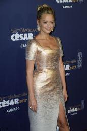 Virginie Efira - Cesar Film Awards at Salle Pleyel in Paris 2/24/ 2017
