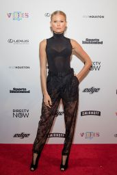 Vita Sidorkina - VIBES By Sports Illustrated Swimsuit 2017 Launch Festival in Houston 2/18/ 2017 - Day 2